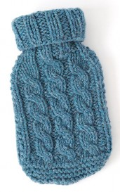 hot water bottle - Lighthouse Knitware